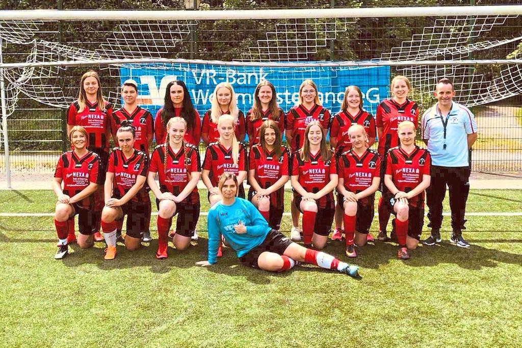 Aufstiegskrimi : Union Lüdinghausen siegt und drückt SV Gescher die Daumen