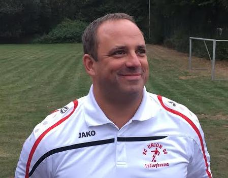 Nicht nur Abteilungsleiter Markus Bohr freut sich auf die Saisoneröffnung der Fußballabteilung des SC Union 08 Lüdinghausen.
